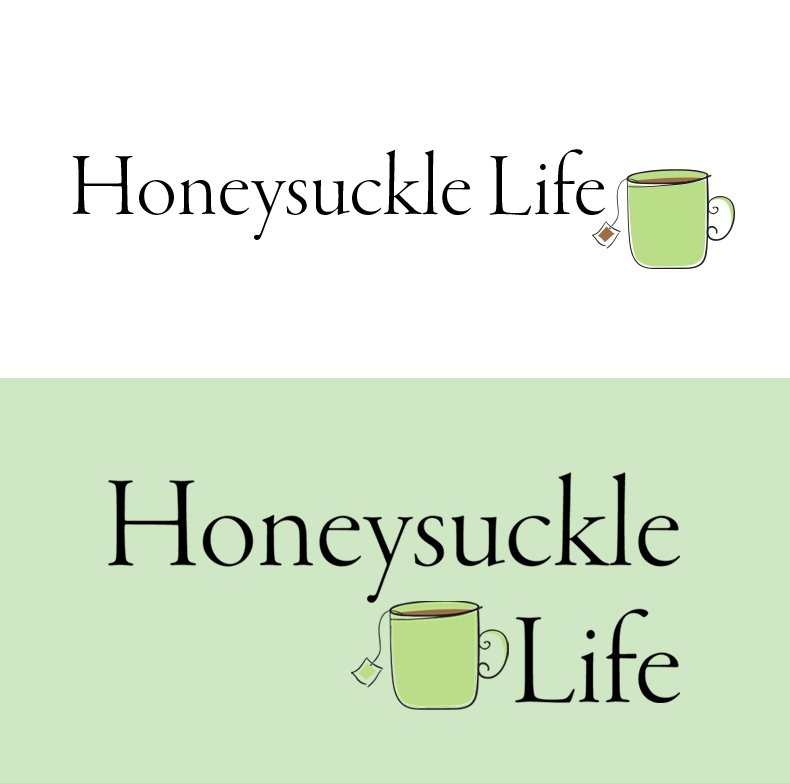Honeysuckle Life - Previous Branding