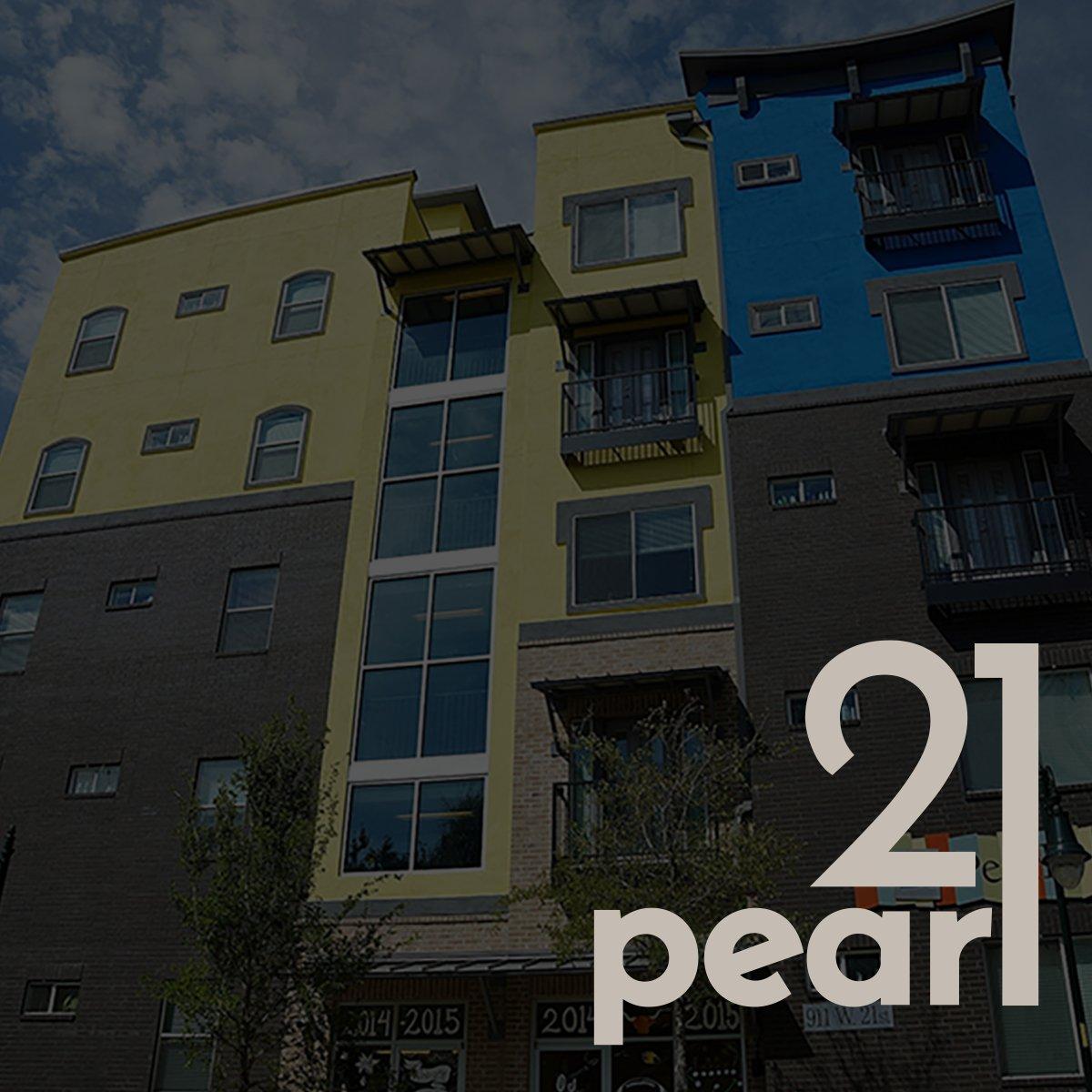 21 Pearl Re-Branding
